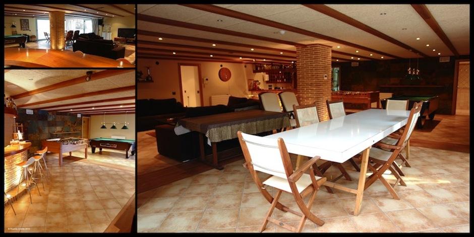 Nova 461 - Barra bar salon ...