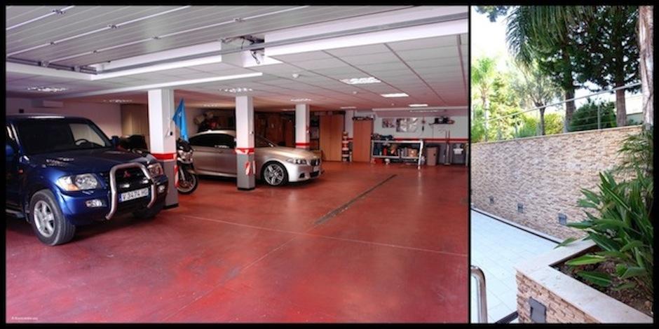 11 Garaje y acceso a exterior