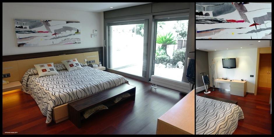 06 Dormitorio Principal Montaje