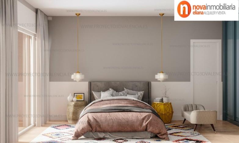 Render Dormitorio I Comercial