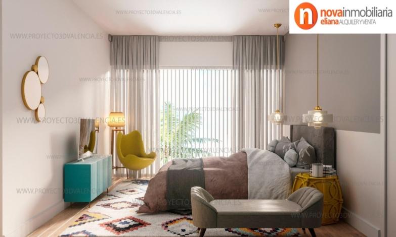 Render Dormitorio II Comercial