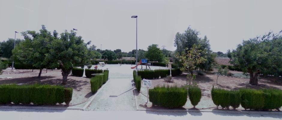 parque de perros