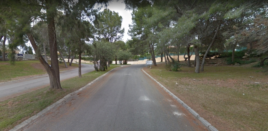 Entrada Montealcedo